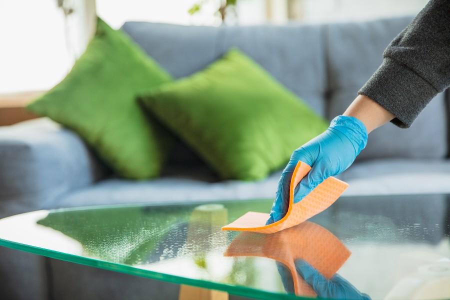 pano de boa qualidade para usar bem os produtos de limpeza